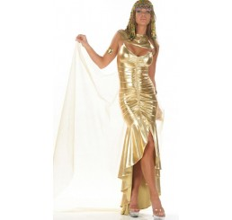 GOLD DRESS-GOLDEN CLEO HERO COSTUME